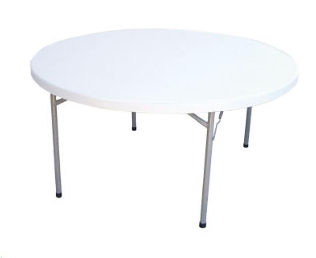 Where to find 60  ROUND TABLE POLY in Justin