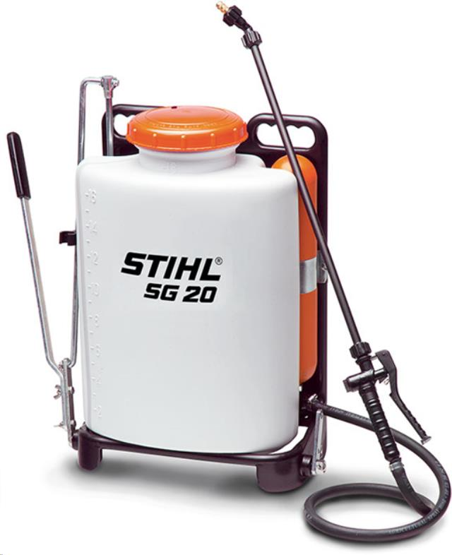 Where to find STIHL SG20 BACKPACK PUMP SPRAYER in Justin