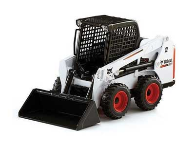 Skid steer rentals in Justin Texas